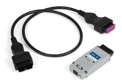 دستگاه دیاگ خودرو - مولتی دیاگ خودروهای خارجی MDS 105