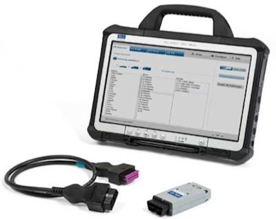 """دستگاه دیاگ خودرو - مولتی دیاگ خودروهای خارجی MDS 188"""" width="""