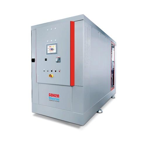 سیستم های تولید برق و حرار ت همزمان سری 200 کیلووات