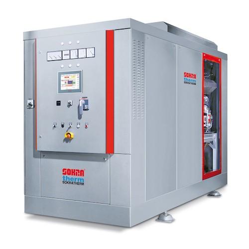 سیستم های تولید برق و حرار ت همزمان سری 400 کیلووات