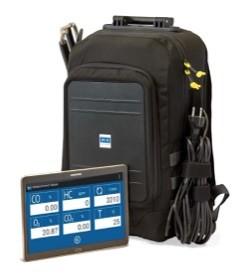 آنالایزر ۵ گاز پرتابل شرکت AVL DiTest - سوخت سنج - آنالایزر گاز ۴ گاز و ۵ گاز شرکت پارس رایزن