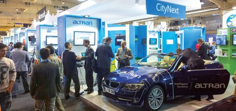 Altran Autonomous Driving